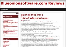 blueonionsoftware.com