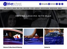 blueschoolofmotoring.com