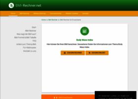 Bmi-rechner.net