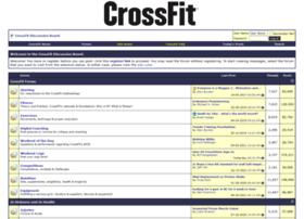 board.crossfit.com