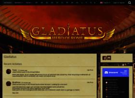 board.gladiatus.es