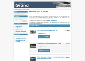 boatsforagrand.com
