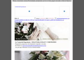 bodas-comuniones.centraldelespectaculo.com