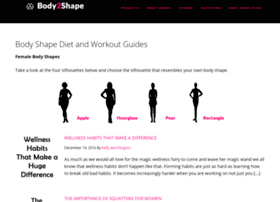body2shape.com