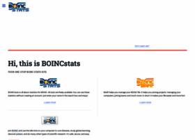 boincstats.com
