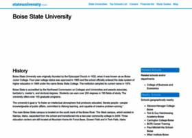 boise.stateuniversity.com