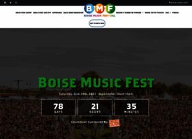 boisemusicfestival.com
