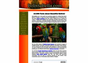 boliviabella.com