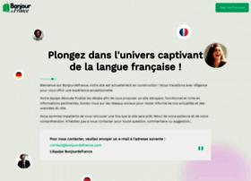 bonjourdefrance.com