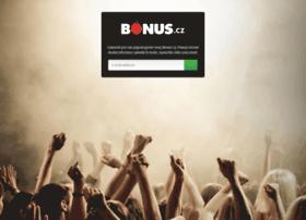 bonus.cz