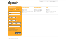 Booking.tigerairways.com
