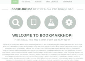 bookmarkhop.com