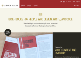 books.alistapart.com
