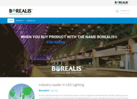 borealislighting.com