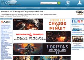 Boutique.magiccorporation.com