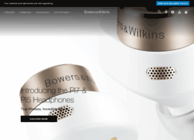 bowers-wilkins.com