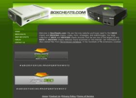 boxcheats.com