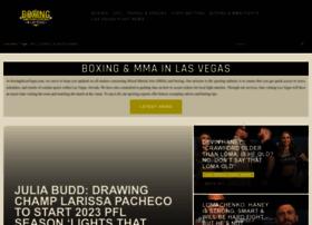 boxinginlasvegas.com