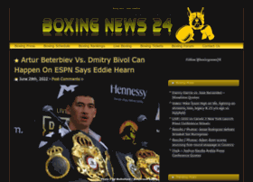 boxingnews24.com