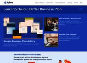 bplans.com