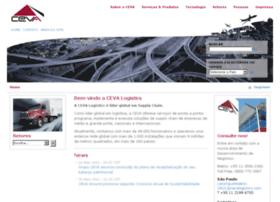 br.cevalogistics.com