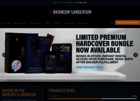 brandonsanderson.com