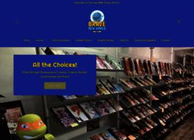 bravenewworldcomics.com