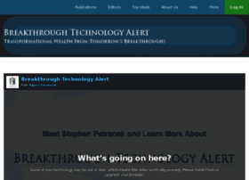 breakthroughtechnologyalert.agorafinancial.com