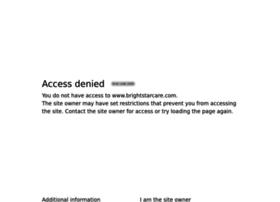 brightstarcare.com