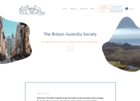 britain-australia.org.uk