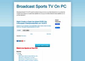 broadcastsportstv.blogspot.com