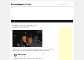 bronxbaseballdaily.com