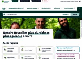 bruxellesenvironnement.be
