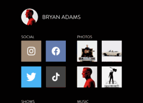 bryanadams.com