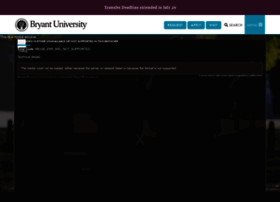 bryant.edu