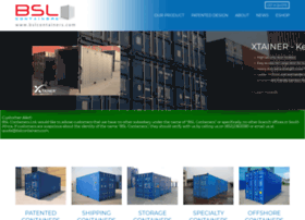 bslcontainers.com