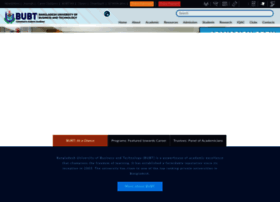 bubt.edu.bd