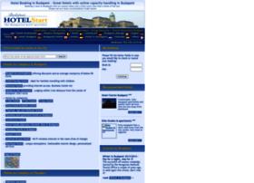 Budapesthotelstart.com