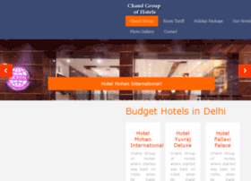budgethotelsindelhi.com