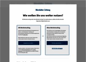 buerstaedter-zeitung.de
