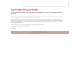 bugunbugece.com