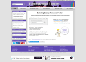 buildingdesign-tenders.co.uk