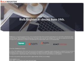 bulkregister.com