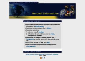 burundi-info.com