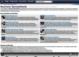 business-spreadsheets.com