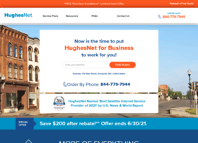 Hughesnet Business Plans