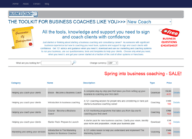 businesscoachkit.com
