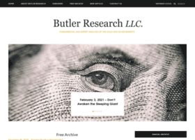 Butlerresearch.com