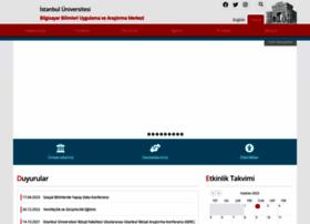 buyamer.istanbul.edu.tr