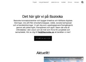 Buzz.bazooka.se